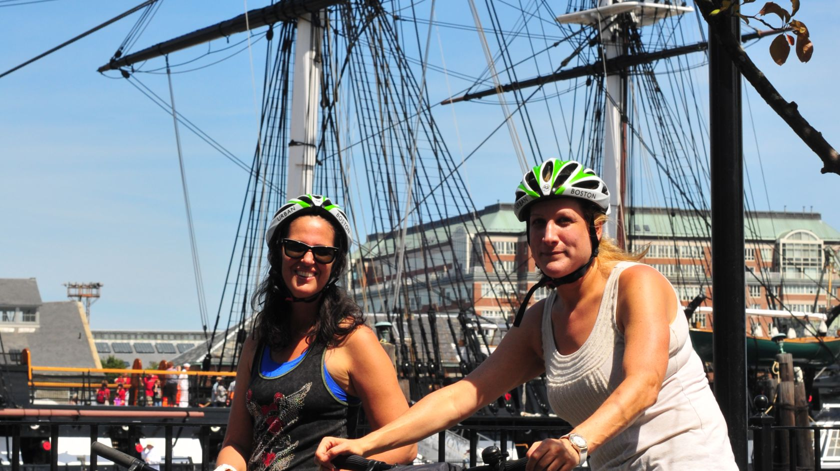 boston bike tours near the inn at longwood medical