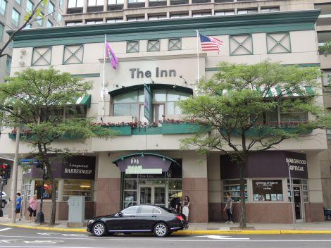 Longwood Medical Hotel | Inn at Longwood Medical Center